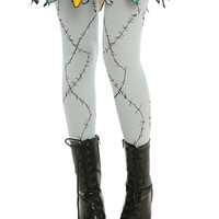 The Nightmare Before Christmas Sally Tights