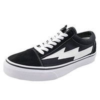 Unisex Fashion Revenge Storm Skate Shoe Flash Black