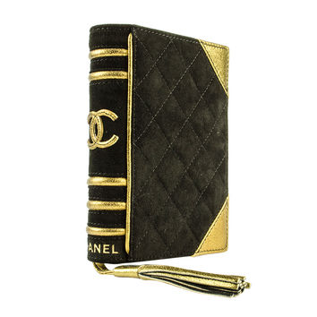 RARE Chanel Bible Book Clutch Collector's Item Limited Edition