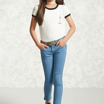 Girls Skinny Jeans (Kids)