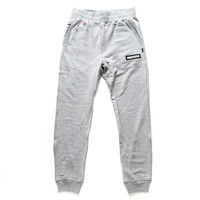 Undefeated: Sport Sweatpants - Grey Heather