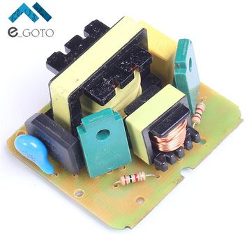 DC-AC DC Inverter 12V to 220V Boost Step Up Power Supply Module 35W Dual Channel Inverse Converter Board Single Template