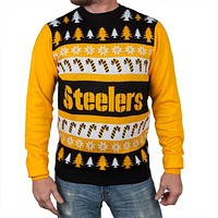 Pittsburgh Steelers - One Too Many Ugly Christmas Sweater