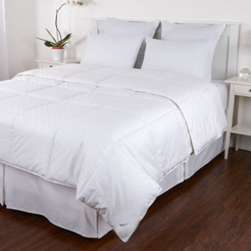 Nautica White Duck Down Duvet 400 thread-count