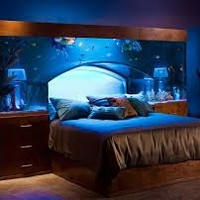 fish tanks a tables - Google Search