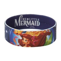 Disney The Little Mermaid Ariel Dreamer Rubber Bracelet