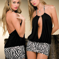 Hot Deal Cute On Sale Ladies Sexy Underwear Mini Skirt Exotic Lingerie [6596215427]