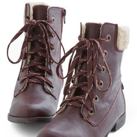 ModCloth Just Can't Get Enough Bootie