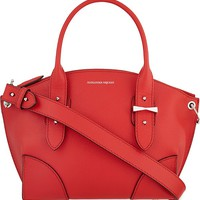 ALEXANDER MCQUEEN - Legend classic small leather tote | Selfridges.com
