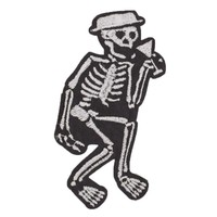 SOCIAL DISTORTION SKELETON Band Iron On/Sew On Patch Tshirt Rock Punk Badge