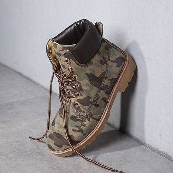 ac VLXC Hot Deal On Sale England Style Dr. Martens Winter Casual Training Shoes Outdoors Camouflage Camping Boots [9252879372]
