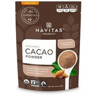 Navitas Naturals Organic Cacao Chocolate Powder, 4 oz