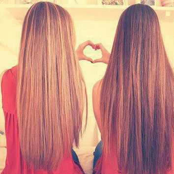 """EXTRA LONG 30"""" Inch 100% Human Hair 160g Clip In Hair Extensions - Customizable Color - Straight Hair"""