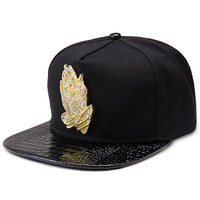 Cotton Star Hip-hop Baseball Cap Hats [6540890435]