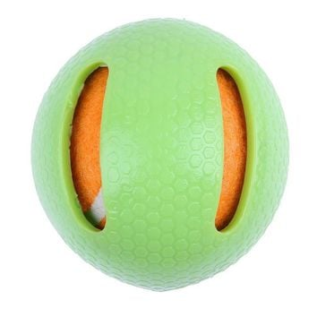 Silicone tennis ball Let's Fetch