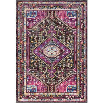Surya Alchemy Turkish Carpet | Purple