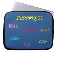 Love Happiness Dream Electronic Bag