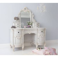 Bonaparte Painted French Dressing Table