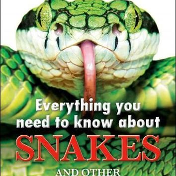 Everything You Need to Know About Snakes: And Other Scaly Reptiles (Everything You Need to Know About...)