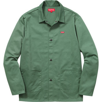 Supreme: Shop Jacket - Dark Mint