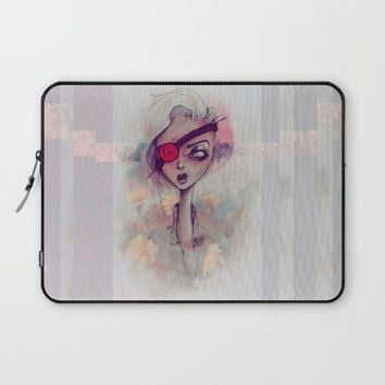 Colors Perceived Laptop Sleeve by Ben Geiger