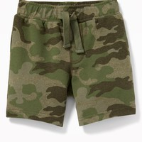 Printed French-Terry Shorts for Toddler Boys |old-navy