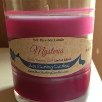 Mysteria - 9 oz. Candle in Special Edition Glassware, Limited to 10