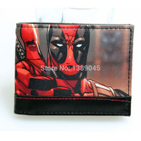 Marvel Comics DEADPOOL Action Print Bi-Fold WALLET