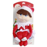 The Elf on the Shelf Girl Plushee Pal - Light
