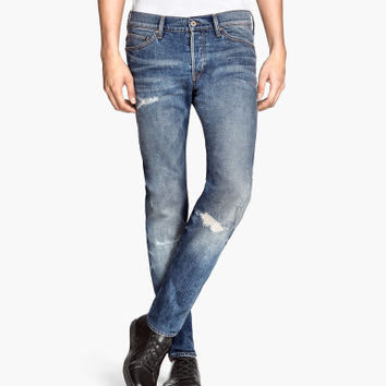 H&M Slim Low Jeans $39.95