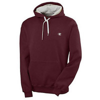Champion Men's Eco Fleece Pullover Hooded Sweatshirt