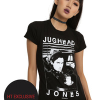 Riverdale Jughead Coffee Girls T-Shirt Hot Topic Exclusive