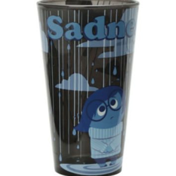 Disney Inside Out Sadness Pint Glass