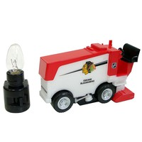 Fan Fever Chicago Blackhawks Zamboni Night Light (Red)