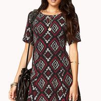 Darling Southwestern Dress