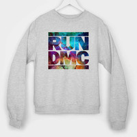 Run DMC Galaxy long sleeves for mens and womens by usa