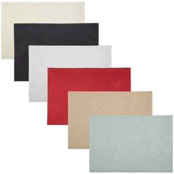 Waterford® Linens Chelsea 13-Inch x 19-Inch Placemat