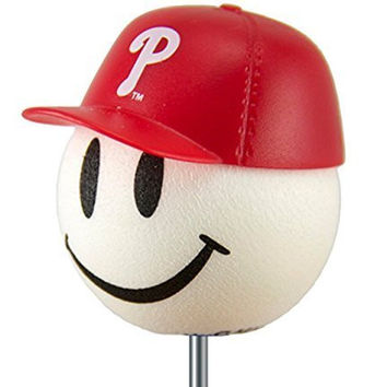 Philadelphia Phillies MLB Antenna Topper / Dangler with Bonus Bills Model: