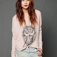 Free People We The Free Graphic Thriller Thermal