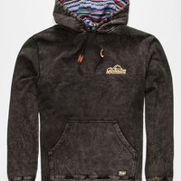 Bohnam Voyager Mens Hoodie Black  In Sizes