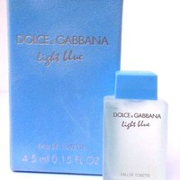 Light Blue for Women by Dolce & Gabbana EDT Splash Miniature 0.15 oz