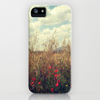 Summer dreams iPhone & iPod Case by Angela Bruno