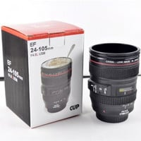 Camera Lens Coffee Tea Mug