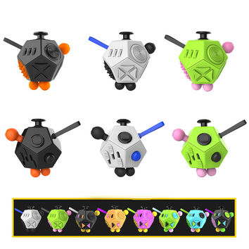 In stock! NEW Fidget Cube 2 Toys for Girl Boys Christmas Gift The First Batch of The Sale Best Christmas Gift Anti Stress Cube