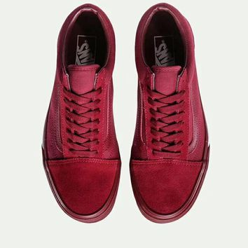Vans Old Skool Burgundy Sneaker