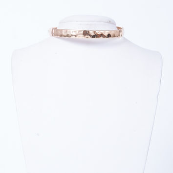 Full of Luster Collar Necklace