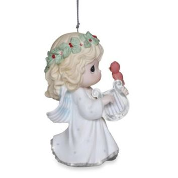 Precious Moments® Let Heaven and Nature Sing Hanging Ornament