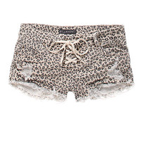 Billabong Lite Hearted Cheetah Shorts at PacSun.com