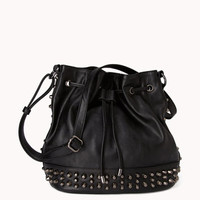 High-Voltage Bucket Bag