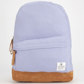 e088865b8fe Volcom Supply   Demand Backpack Periwinkle One Size For Women 26216720101
